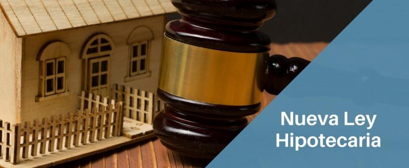 12 claves de la nueva Ley Hipotecaria