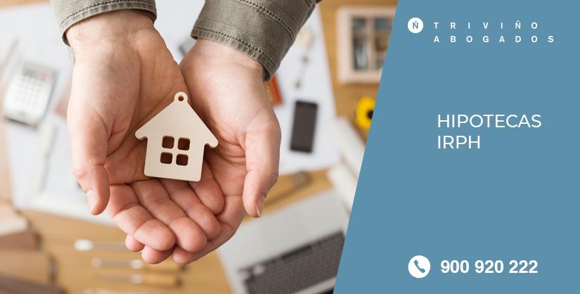 ¿Tienes una hipoteca IRPH?
